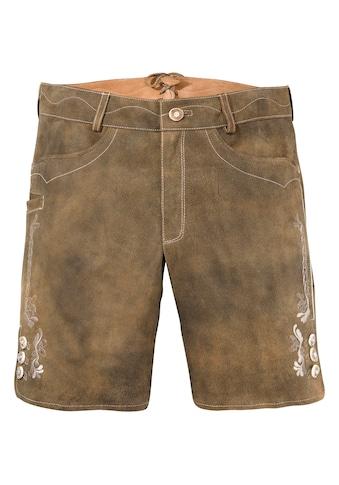 Spieth & Wensky Trachtenhose, im Used Look kaufen
