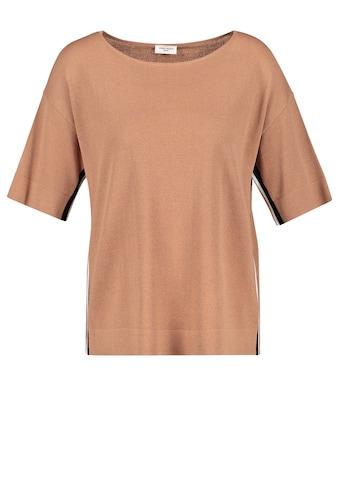 GERRY WEBER Rundhalsshirt »Oversize 1/2 Arm Pullover« kaufen
