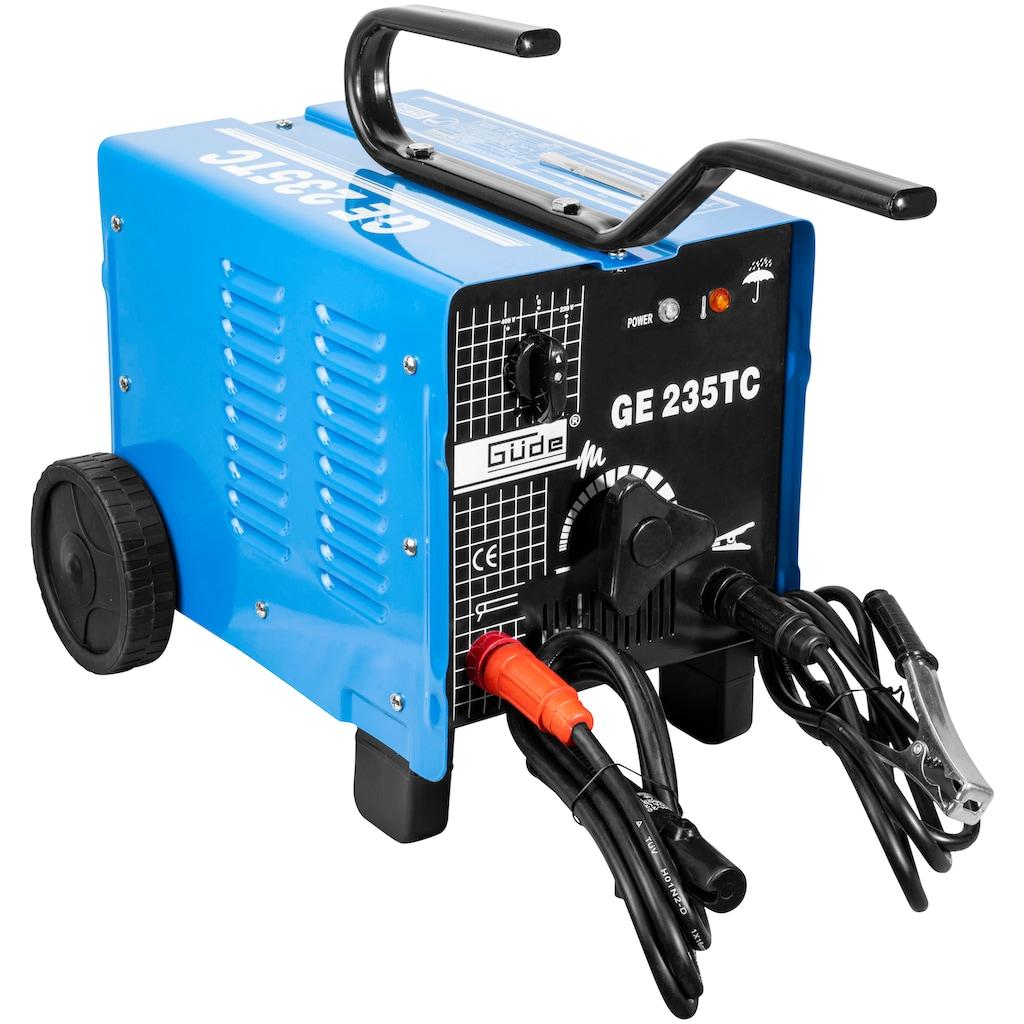 Güde Elektroschweißgerät »GE 235 TC«