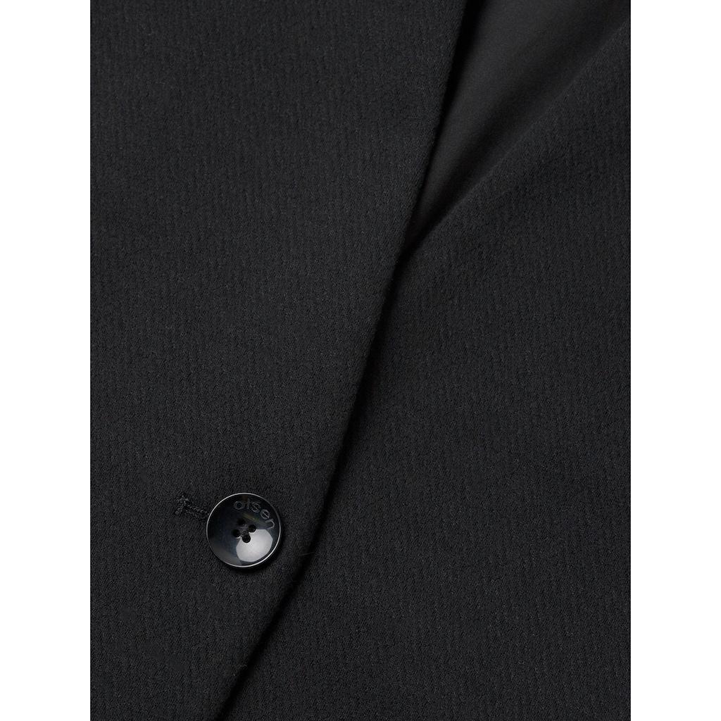 Olsen Blusenblazer, mit Ein-Knopf-Verschluss ohne Revers