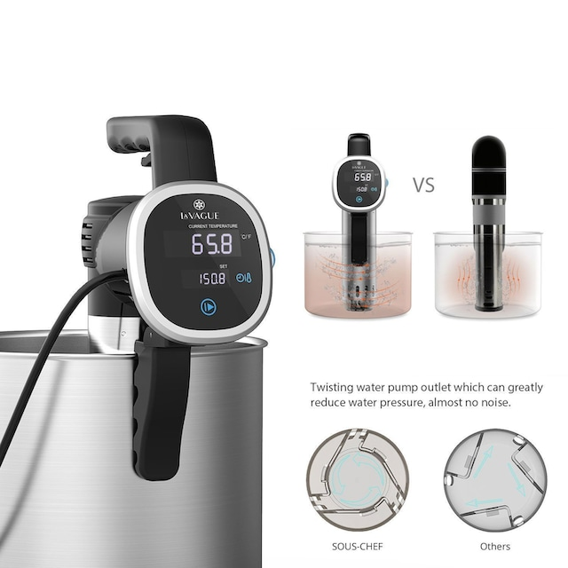LA VAGUE Sous-Vide Stick SOUS-CHEF