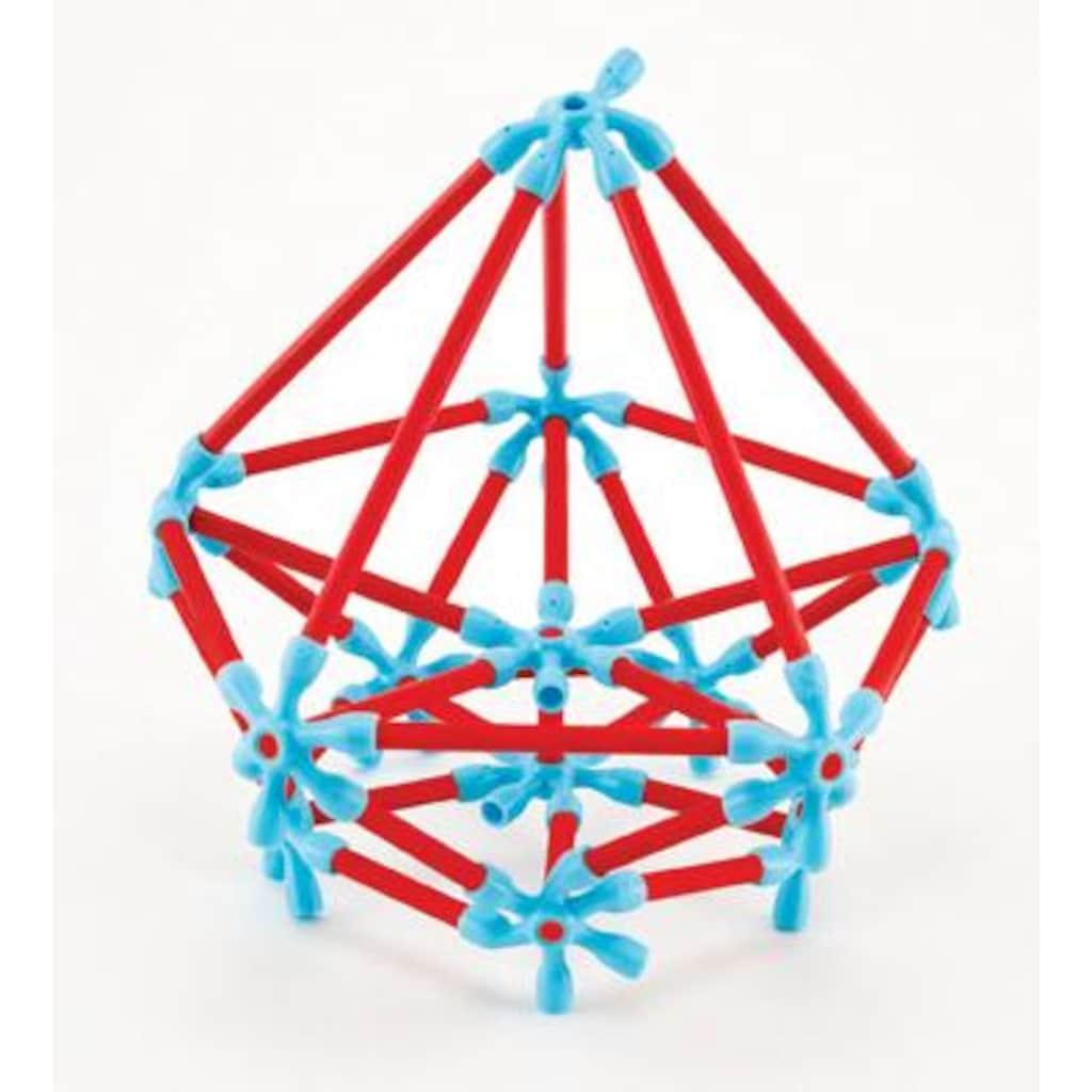 Hape Konstruktionsspielsteine »Kreativ Bausatz«, (133 St.)