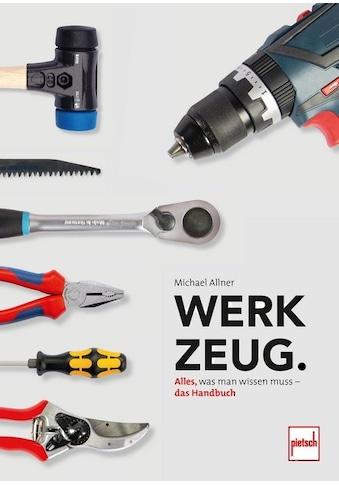 Buch »Werkzeug. / Michael Allner« kaufen