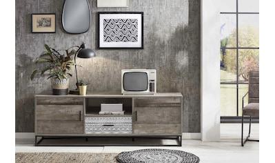 SIT Lowboard »Skandi«, mit dekorativem Muster kaufen