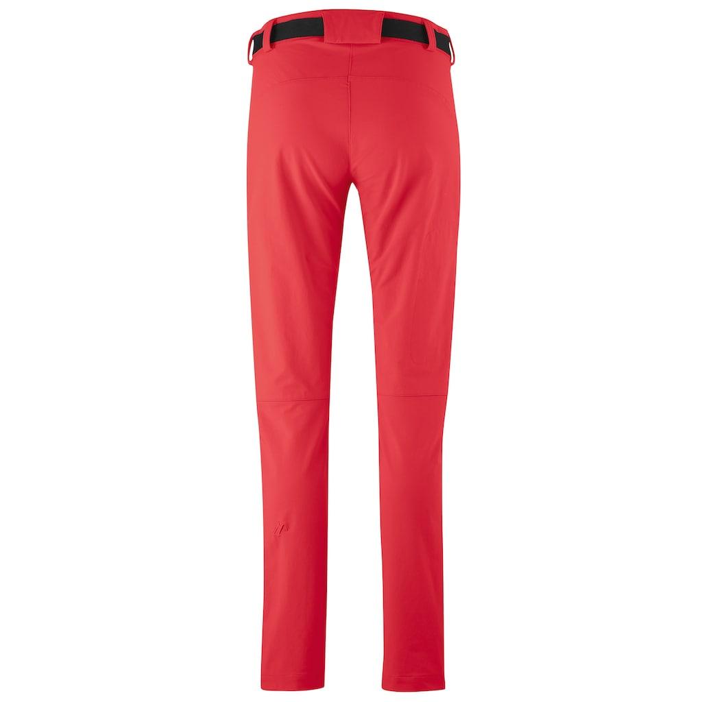 Maier Sports Funktionshose »Lana slim«, Slimfit, Trekkinghose, elastisch, schnelltrocknend