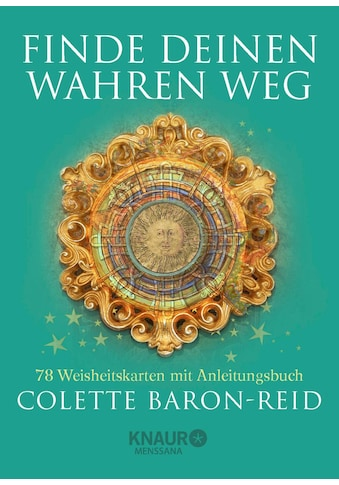 Buch »Finde deinen wahren Weg / Colette Baron-Reid, Horst Kappen« kaufen