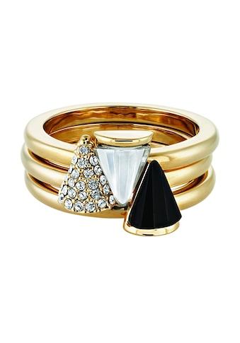 Buckley London Fingerring »Messing vergoldet«, Ring kaufen