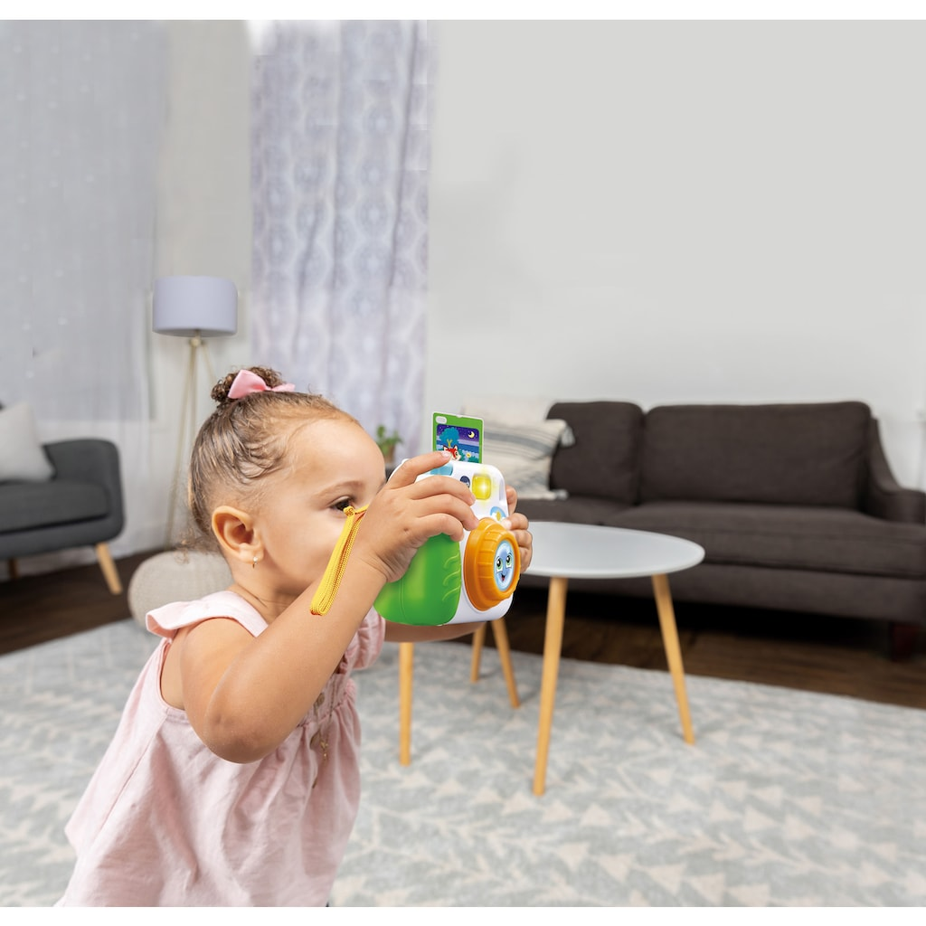 Vtech® Lernspielzeug »BabyZoom Spielkamera«