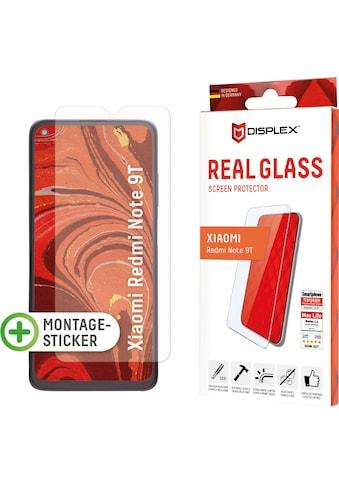 Displex Displayschutzglas »DISPLEX Real Glass Panzerglas für Xiaomi Redmi Note 9T... kaufen