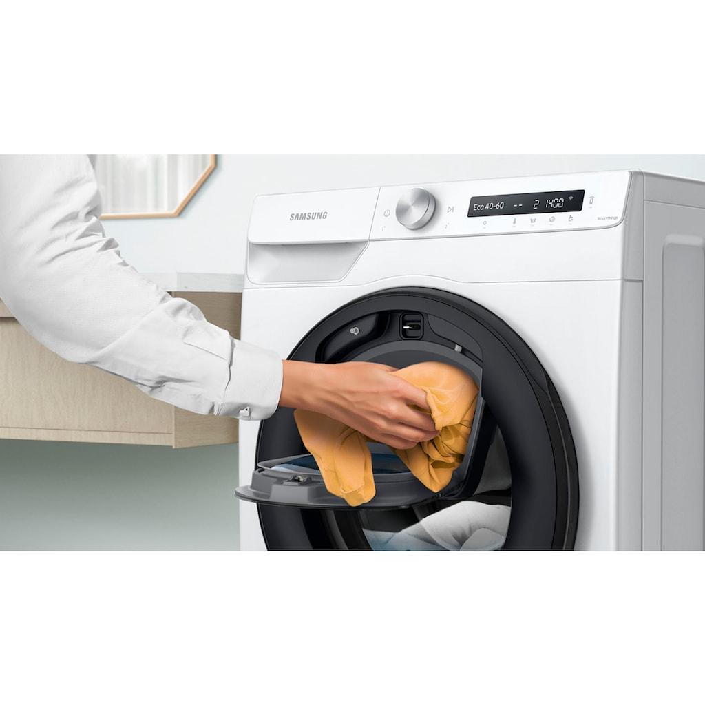 Samsung Waschmaschine »WW8ET4543AE/EG«, WW4500T, WW8ET4543AE/EG, 8 kg, 1400 U/min, AddWash