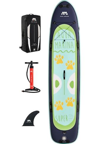 Aqua Marina SUP-Board »Super Trip BT-21ST01«, (Set, mit Pumpe und Transportrucksack) kaufen