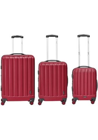 Packenger Trolleyset »Velvet«, (Set, 3 tlg.) kaufen