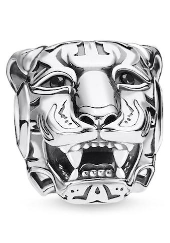 THOMAS SABO Bead »Tiger silber, K0349-643-21«, mit Zirkonia kaufen
