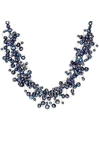 Valero Pearls Perlenkette »X101«, (1 tlg.), aus Süßwasser-Zuchtperlen kaufen