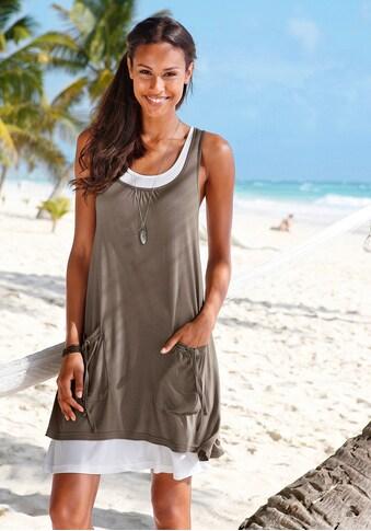 Beachtime Strandkleid, im Lagenlook kaufen