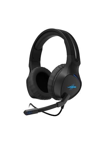 uRage Gaming Gamer Headset mit Mikrofon, langes Kabel, USB kaufen
