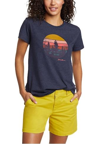 Eddie Bauer T-Shirt, T-Shirt - Outdoor Mountain kaufen