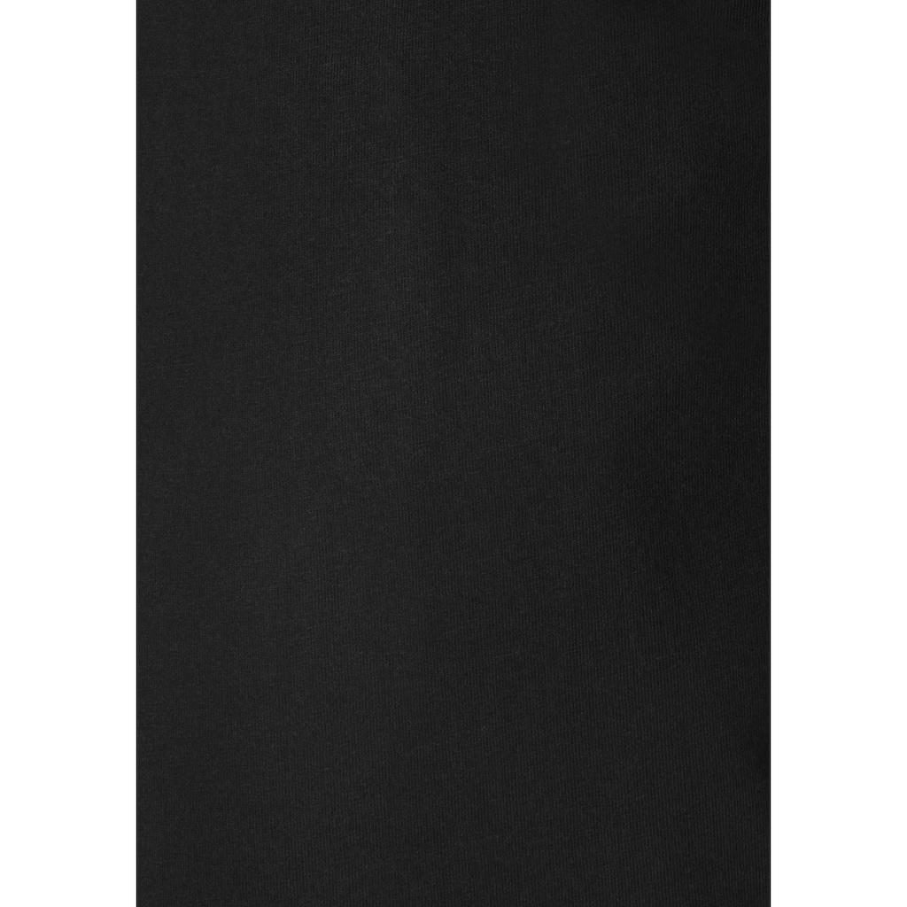 AUTHENTIC UNDERWEAR Schlafshorts, aus weicher Single Jersey Ware