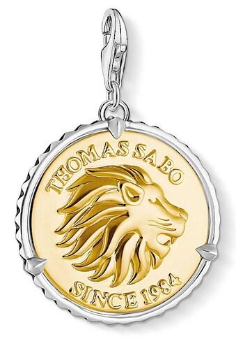 THOMAS SABO Charm - Einhänger »Coin Löwe, 1697 - 966 - 39« kaufen