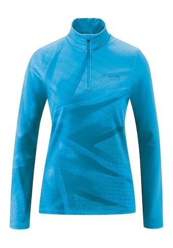 Maier Sports Langarmshirt »Mirasol W«, für Ski und Wintersport kaufen