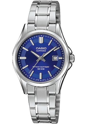 Casio Collection Quarzuhr »LTS-100D-2A2VEF« kaufen