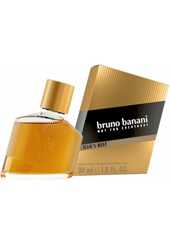 Bruno Banani Eau de Toilette »Man's Best« kaufen