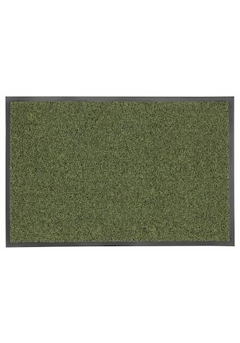 HANSE Home Fußmatte »Green&Clean«, rechteckig, 8 mm Höhe, Schmutzfangmatte, rechteckig kaufen
