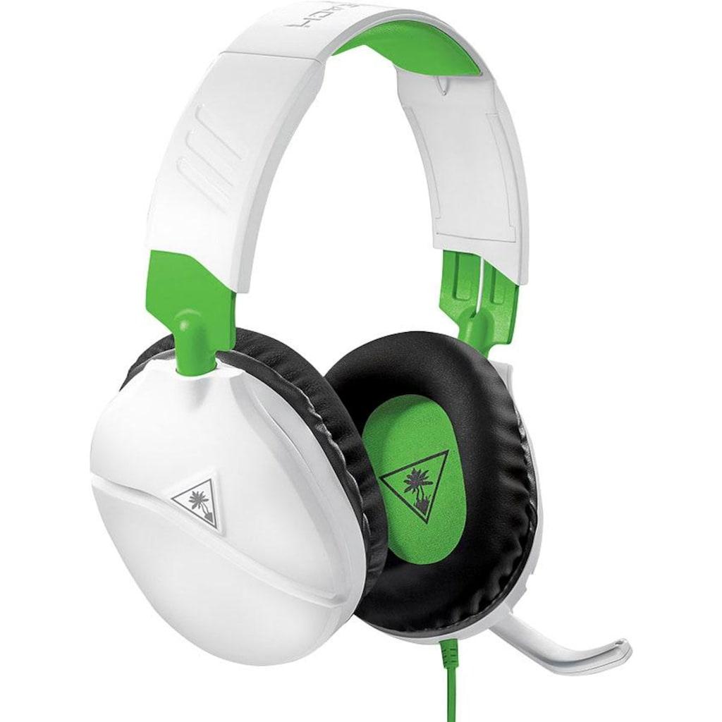 Turtle Beach Gaming-Headset »RECON 70 X für Xbox One (White)«