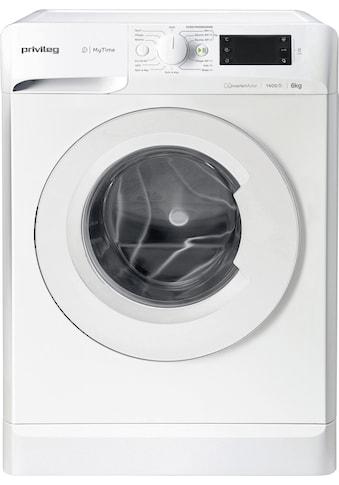 Privileg Waschmaschine »OPWF MT 61483«, OPWF MT 61483, 6 kg, 1400 U/min kaufen