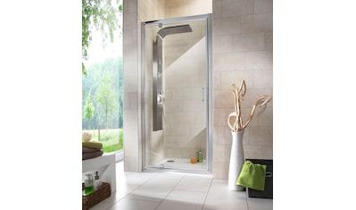WELLTIME Nischentür »Texas«, Duschtür mit Verstellbereich, BxH: 86 - 90 x 190 cm kaufen