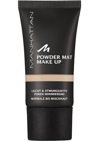 MANHATTAN Make-up »Powder Mat« kaufen