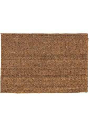 ASTRA Fußmatte »Coco Eco 555«, rechteckig, 16 mm Höhe, Schmutzfangmatte, Kokosmatte,... kaufen