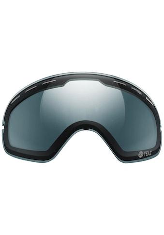 YEAZ Skibrille »XTRM-SUMMIT«, Ersatzglas ohne Rahmen polarisiert kaufen