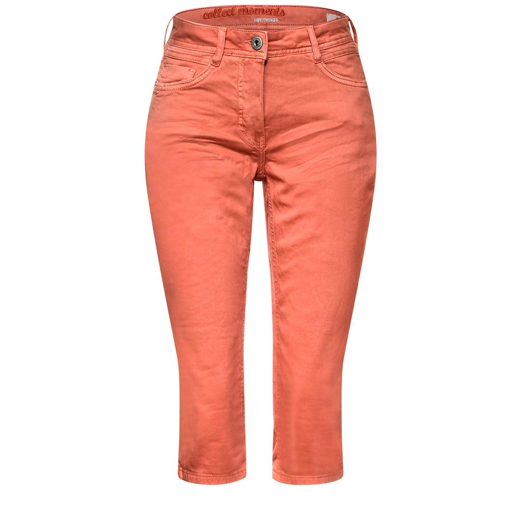 Cecil Caprihose, 5-Pockets Style