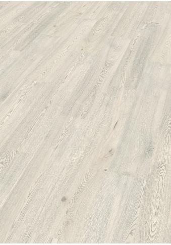 EGGER Packung: Designboden »EHC005 Summersville Eiche weiss«, 1292 x 193, Stärke: 8 mm kaufen