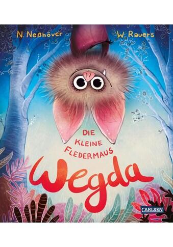 Buch »Die kleine Fledermaus Wegda / Nanna Neßhöver, Wiebke Rauers« kaufen