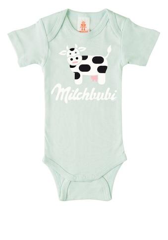 LOGOSHIRT Body mit Milchbubi-Aufdruck kaufen
