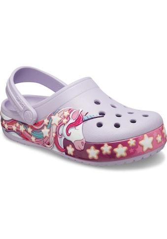 Crocs Clog »Crocs Fun Unicorn«, mit leicht genoppter Innensohle kaufen