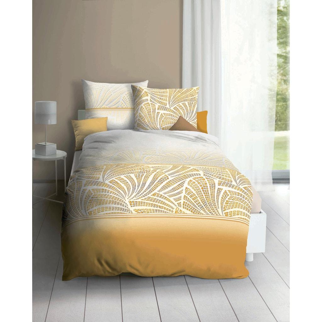 Kaeppel Bettwäsche »Seashell«, mit graphischem Print