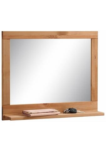 Home affaire Wandspiegel »Jossy«, aus Massivholz kaufen