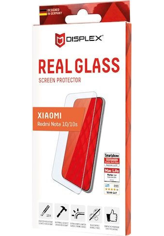 Displex Displayschutzglas »DISPLEX Real Glass Panzerglas für Xiaomi Redmi Note 10/10S... kaufen