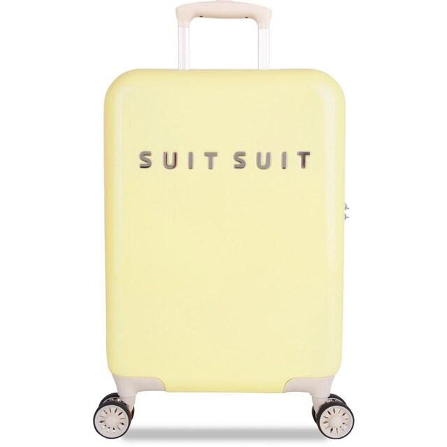 """suitsuit Hartschalen-Trolley """"Fabulous Fifties, 55 cm"""", 4 Rollen"""