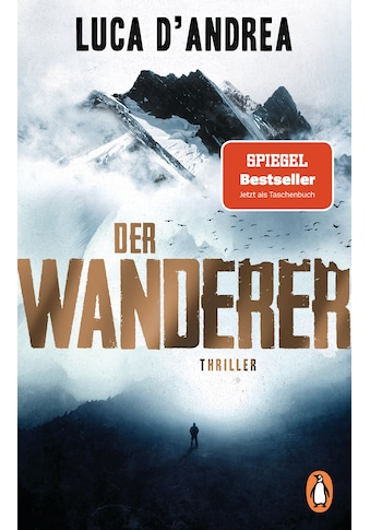 Buch »Der Wanderer / Luca D'Andrea, Susanne Van Volxem, Olaf Matthias Roth« kaufen