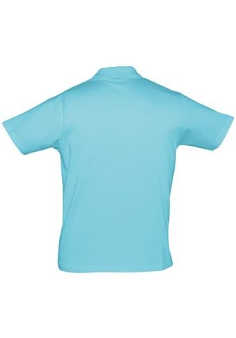 SOLS Poloshirt »Herren Prescott Jersey Polo-Shirt, Kurzarm« kaufen