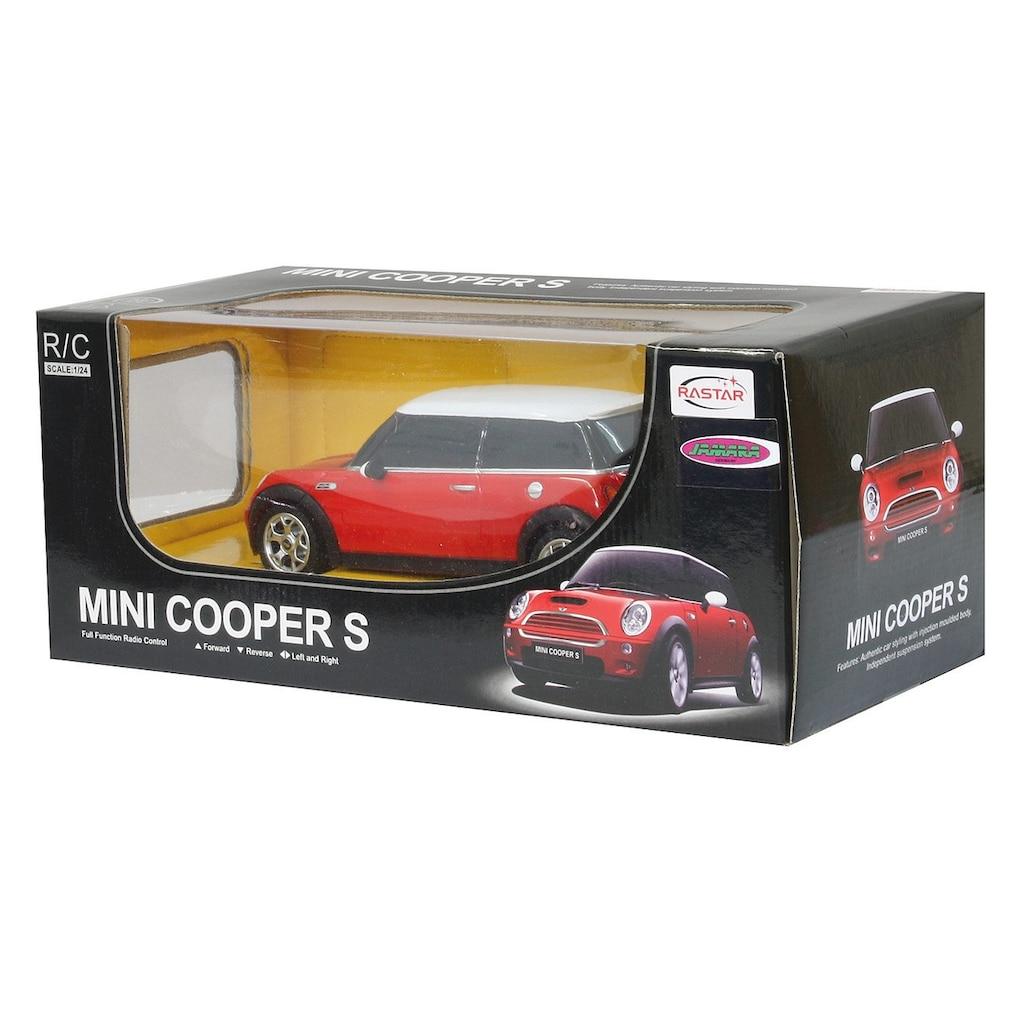 Jamara RC-Auto »Mini Cooper S - 40 MHz rot«