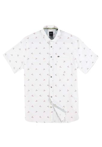 Engbers sommerliches Hemd mit Comfort-Stretch-Anteil kaufen