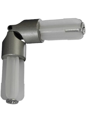 Liedeco Gelenkverbinder, (1 St.), für Gardinenrohre Ø 20 mm kaufen