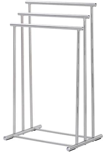 WENKO Handtuchständer »Lioni«, Drei Stangen in stufenförmiger Anordnung bieten viel... kaufen