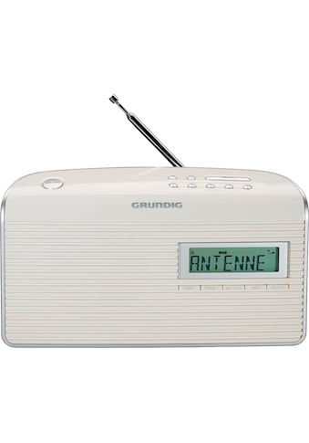 Grundig Digitalradio (DAB+) »Music WS 7000 DAB+«, (Digitalradio (DAB+)-UKW mit RDS 1 W) kaufen