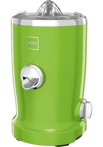 NOVIS Entsafter VitaJuicer S1 grün, 240 Watt kaufen